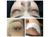 Eyelash Extensions and Waxing, E16,E6,E14