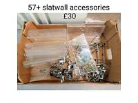slat wall accessories
