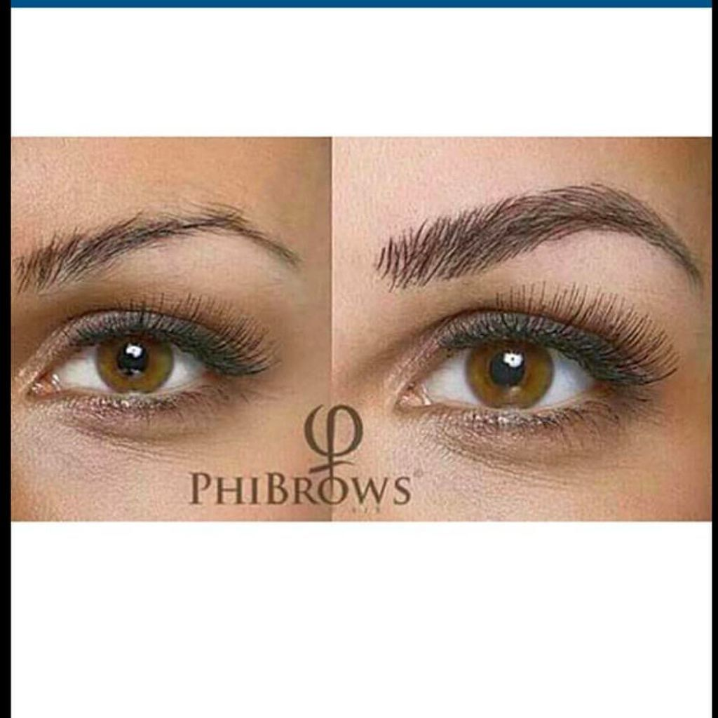 Phibrows Microblading 3d Feather Hair Stroke Method 163