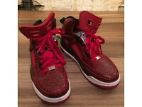 CUSTOM MADE JORDAN AIR SPIZIKE ID BASKETBALL SHOES