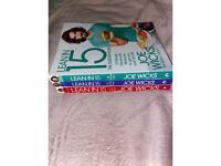 Lean in 15 books x3