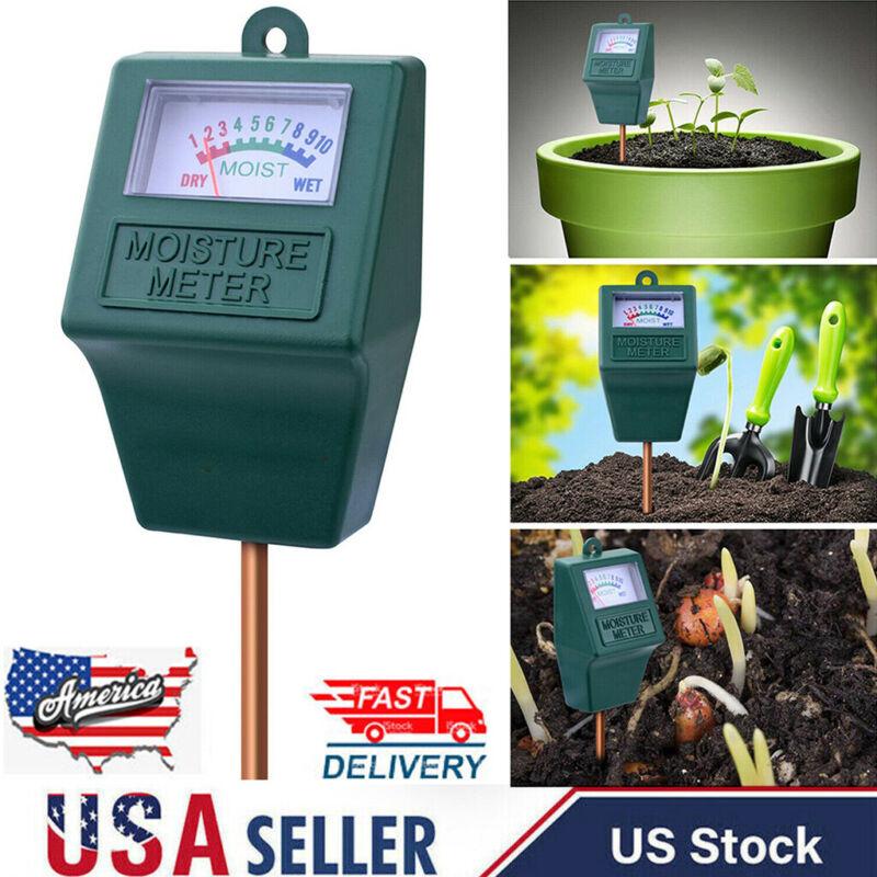 Soil Moisture Meter Water Sensor Monitor for Plant Crop Flower Vegetable HOT