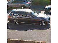 Low Mileage BMW 330i MSport Manual Touring (E90)