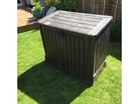 Keter Store It Out Midi Garden Storage Box