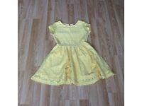 Girls Dress Age 5-6 F&F