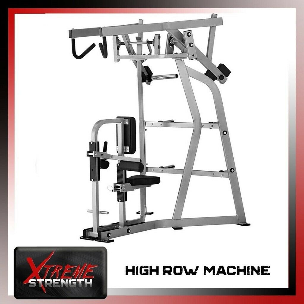 Xtreme Strength High Row Machine Hammer Strength Precor Life Fitness In Milton Keynes Buckinghamshire Gumtree