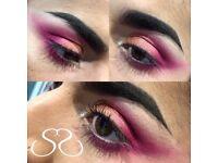Sarah Sugar Freelance Make up artist