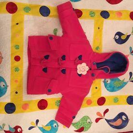 Brandnew Zip Zap baby coat