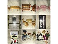 DOLLS HOUSE ITEMS read full ad