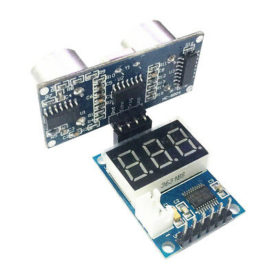 Hc-sr04 Module Ultrasonic Sensor Distance Measuring Test-arduino-raspberry