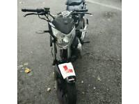 Lex 125 cc for £600 everything work