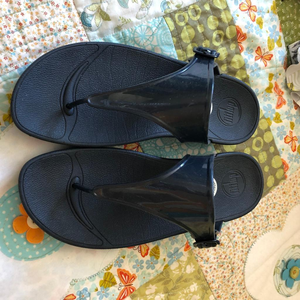 427f9f49334c Navy jelly fit flop
