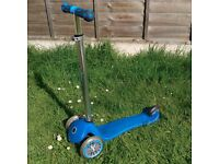 Globber Up Child Scooter