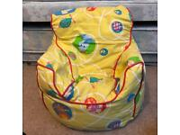 In the Night Garden Beanbag Chair