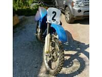 Sold Kawasaki kdx 125