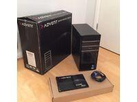 SUPER-COMPUTER / QUAD CORE i5 / 16GB RAM / 3 TB HDD / BOXED!!!