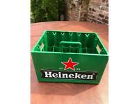 Beer bottle crate