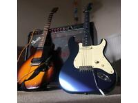LC Guitar Services. Set ups-pickup installation-electrical