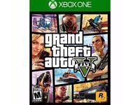 GTA 5 Xbox One Game - Like New