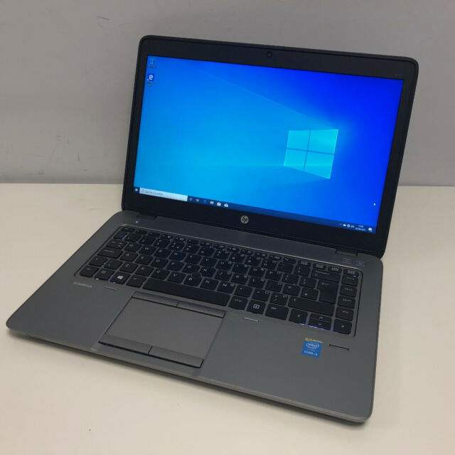 """Image result for Hp Elitebook 840 G2 Intel Core i5-4600U 2.60GHz 4GB 500GB 14"""" screen Free DOS Certified Refurbished"""
