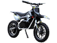 Renegade Lithiumbattery 50R 500W 36V Electric Mini Dirt Bike