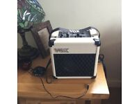 VOX mini 5 Amplifier with Fender lead