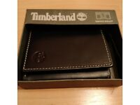Brand new Timbaland wallet.