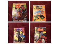 Batman Adventures comics, British prints