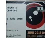 URGENT! 5 day camping and transport download ticket