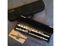 Trevor J James T. J. 10x flute for sale  Leicestershire