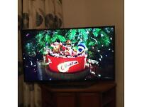 LG 49 inch 4K Smart TV