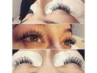 Eyelash extensions - Microblading