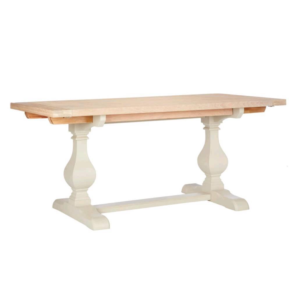 John Lewis Wickham 6 8 Seater Extending Dining Table