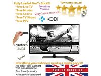 Amazon fire stick with koi loaded Free Tv Sports and Movies