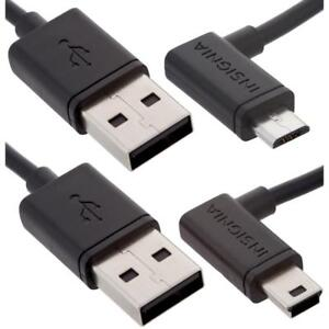 Insignia NS-GMMC01-C 1.2m (4 ft.) Mini & Micro USB Cable (Open Box)