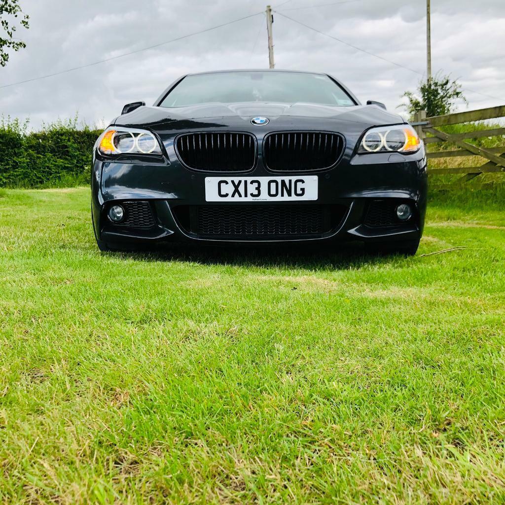 Bmw 520d: BMW 520d M SPORT 2013