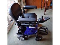 Electric power wheelchair. COBALT X23