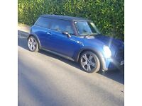 Mini cooper s 2005 low mileage