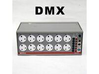 zero 88 dimmer packs dmx