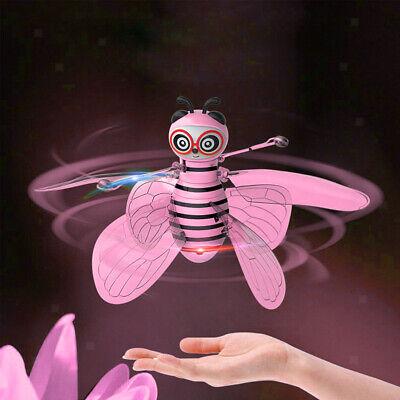 RC Mini Drohne, Fliegender Kinderspielzeug, Kleine Biene, Infrarot Induktions