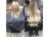 Hair extensions specialist 9years experience