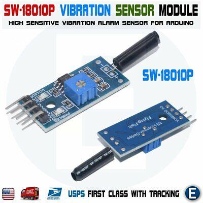3pcs Vibration Shock Movement Sensor Module for Arduino STM32 ESP32 ESP8266
