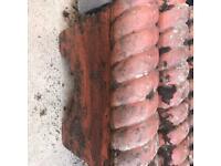 Terracotta Rope Lawn Edgings 35