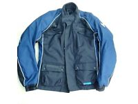 Frank Thomas 'Aquapore' Motorcycle Jacket size M.