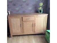 Wooden Sideboard and Storage Unit
