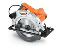 VonHaus 1200W 185mm Multi-Purpose Circular Saw 240V
