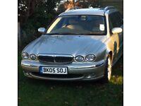Jaguar Auto Estate AWD