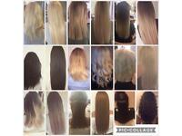 Mobile qualified hair extensions, high wycombe