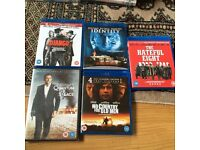 Blu Ray DVDs and a Quantum of Solace