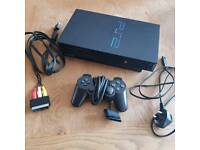 Playstation 2 Original with Controller & Leads
